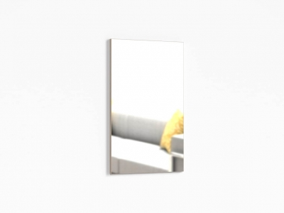 Зеркало настенное Крокус ПР-ШН-1-1 600х20х1000 Дуб девонширский