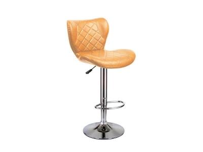 Барный стул Кадиллак WX-005 экокожа светло-коричневый