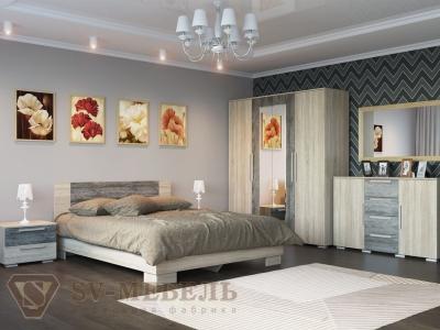 Спальня Лагуна-2 ЛДСП Сосна Джексон