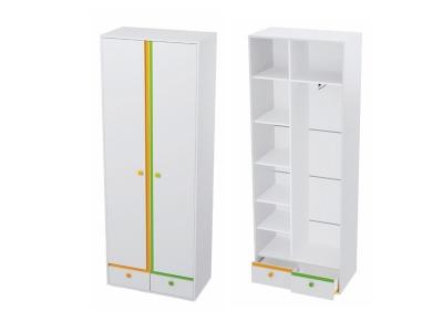 Шкаф 2-х створчатый Мамба ШК-15 802х2176х440