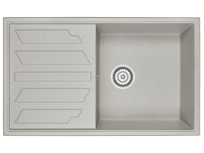 Кухонная мойка Granula 8601 Базальт