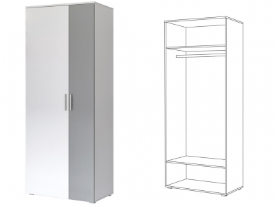 Шкаф для одежды 10.70 Локи