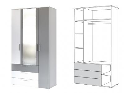 Шкаф для одежды 10.71 Локи
