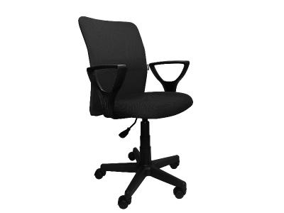 Компьютерное кресло Том черный