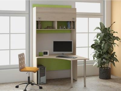 Угловой письменный стол с надстройкой Киви ГН-139.007
